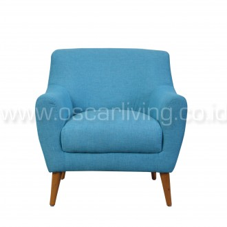 Sofa Isabel 221 Biru