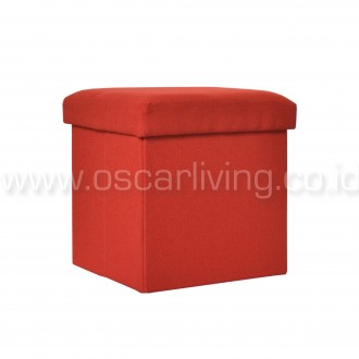OLC Storage Box (Chair) - Red