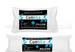 Bantal cumbita bundle 2 ( 1Bantal + 1Guling )