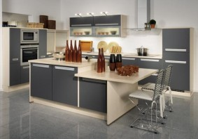 Tips on decorating the kitchen with modern designs