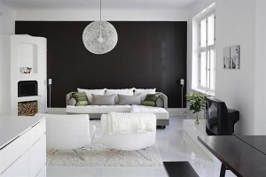 Tips on making white interior look more interesting