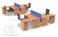 Workstation Grand Furniture Shared 11B