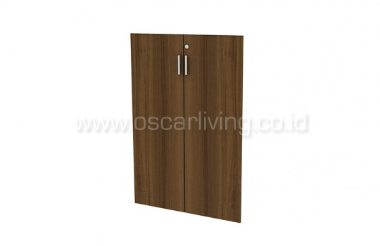 Lemari Arsip Medium Expo DMC00+DC02 Teak