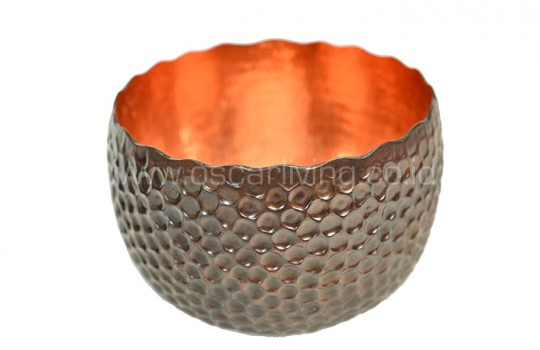 OLC Copper Bowl  Piece