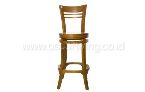 OLC Java Bar Chair Cokelat