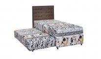 Javaland Springbed Beauty Kids 2in1 Sandaran NYC - Fullset