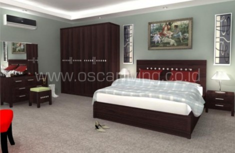 Acrylic Bed Set Made By Design Ruang