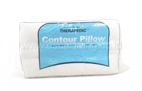 Kasur Therapedic Contour Pillow