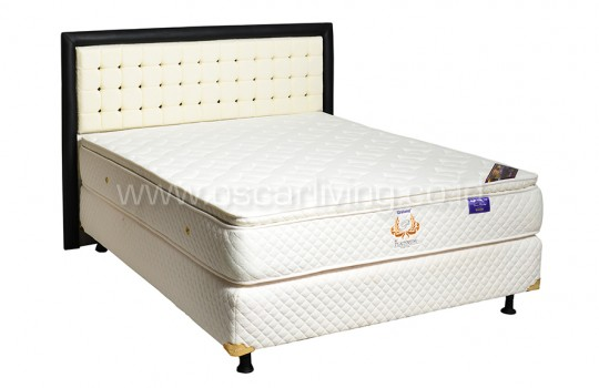 Uniland Platinum Single Pillowtop Sandaran Victoria