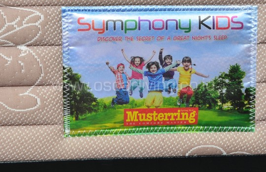 Musterring 2 In 1 Symphony Kids HB MH7
