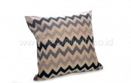 Bantal Sofa Decoration Motif Small ZigZag Q3276