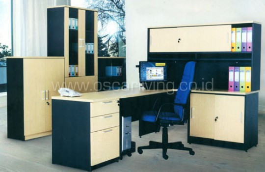 Office Set Brilliant Centro
