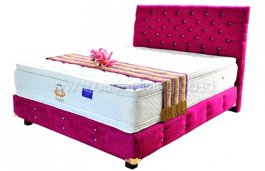 Uniland Platinum Double Pillow Top Violetta