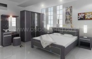 Bed Set Design Ruang Vegas 1