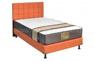 Kasur Superfit Gold Bedset Sydney Sweet Orange