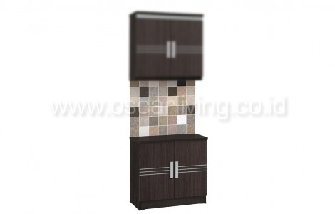 Kitchen Set Bawah Popular KSB9242