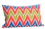 Bantal Sofa Decoration Motif Light Zig Zag Long Q3488