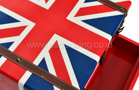 OLC Side Table Union Jack