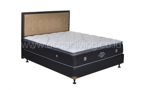 Central Scarllet Divan Oreo HB Queenstown
