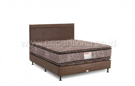 Kasur Musterring Master Double PillowTop Chicago Style