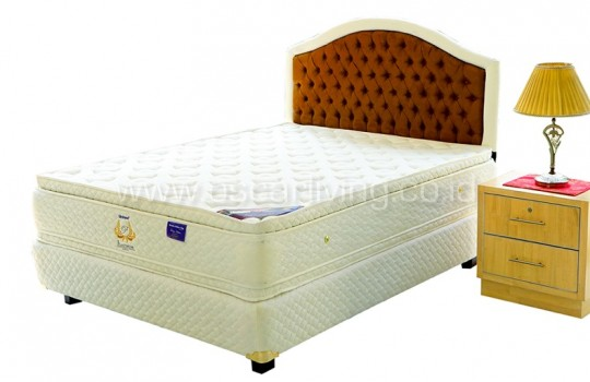 Platinum Double Pillow Top Crown