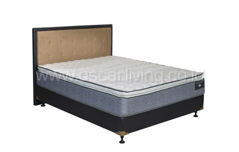 Comforta Super Dream Bedset Queenstown Oreo