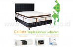 Ladova Callista Bedset Sidney Promo Triple Bonus Edisi Lebaran