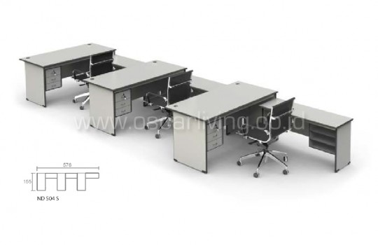 Workstation Grand Furniture Colaborative 23A