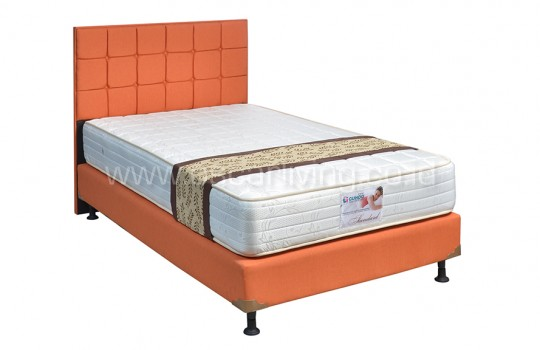 Guhdo Standard Bedset Sydney Sweet Orange