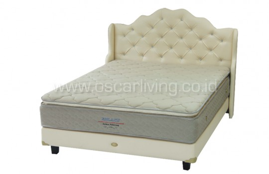 Kasur Bigland GOLDEN PILLOW TOP SANDARAN BELGIUM
