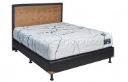 Comforta Perfect Pedic Divan Oreo + Sandaran Queenstown