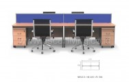 Workcenter Grand Furniture Nova 19C