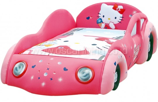 Kasur Bigland BED CAR HELLO KITTY VW