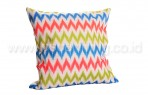 Bantal Sofa Decoration Motif Zig Zag Chinese Q3487