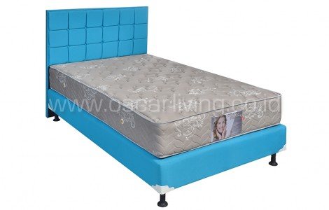 Kasur Central Grand Deluxe Star Light Bedset Sydney Ocean Blue