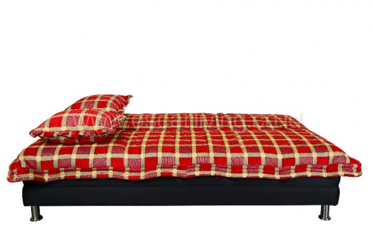 OLC Sofabed Queen Red