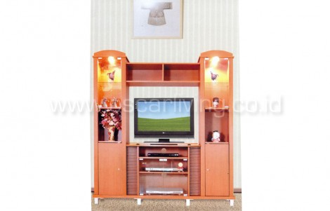 Lemari TV Gold SL1950R Series