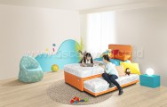Kasur Anak 2 In 1 Comforta Teenager Plus