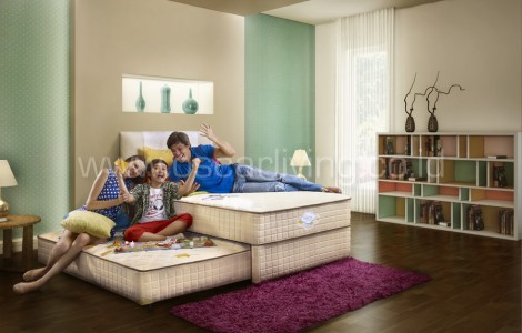Comforta 3 in 1 Family Kids