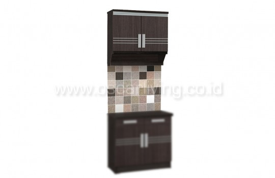 Kitchen Set Atas Dan Kitchen Set Bawah Popular KSA/KSB9252