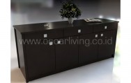 Credenza Design Ruang Manchester