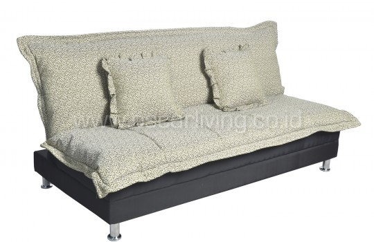 OLC Sofabed Wellington Hijau Dotty
