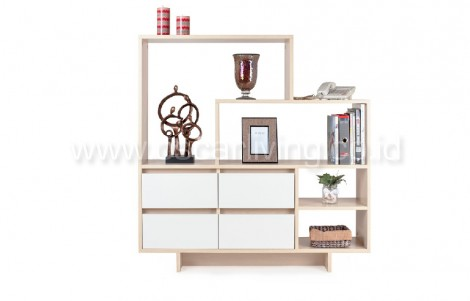 Open Shelf Spazio 1200