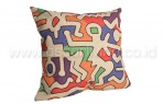Bantal Sofa Decorative Motif Abstrak QQ185