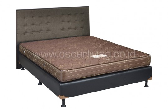 Musterring Symphony 17 cm Bedset NYC Coklat