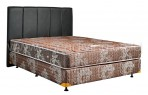 Uniland Standard Coklat Divan Standard Sandaran Vadia
