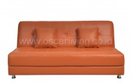 Promo 5 Tahun Oscar Living Sofabed Luxio (Nugget)