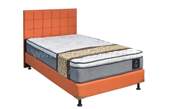 Airland 101 Bedset Sydney Sweet Orange