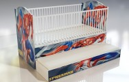 Baby Box Design Ruang Spiderman