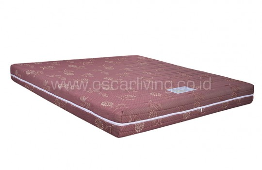 Saveland Orthopedic Bedset Queenstown Oreo -  Merah (28cm)